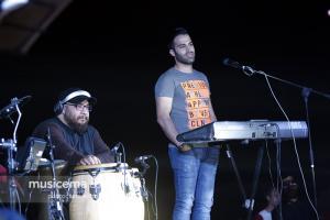 کنسرت مهدی یراحی در کوره های آجرپزی شمس آباد - 30 شهریور 1395