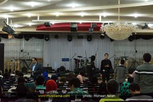 کنسرت مهدی مقدم - لاهیجان (شهریور 1394)