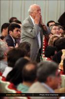 اجرای اکستر ملی ایران به رهبری فرهاد فخرالدینی و خوانندگی سالار عقیلی و محمد معتمدی - خرداد 1394