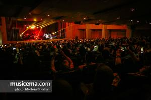 جشن امضای آلبوم «تیک» و کنسرت میثم ابراهیمی در اصفهان - 24 و 25 فروردین 1396