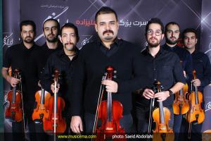 کنسرت محمد علیزاده - دی ماه 1393