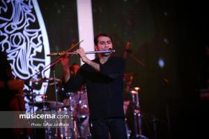 کنسرت محمد علیزاده در جشنواره موسیقی فجر - 27 دی 1395