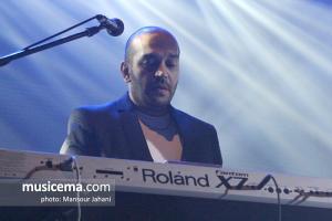 کنسرت محمد علیزاده - 14، 15 و 16 مرداد 1396