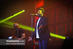 کنسرت محمد علیزاده - 11، 12 و 13 شهریور 1396