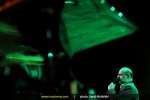 کنسرت محمد اصفهانی در گرگان - 25 اردیبهشت 1394