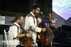کنسرت خیابانی محمد معتمدی - 9 شهریور 1397