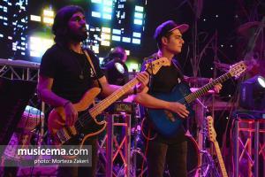 کنسرت محمدرضا گلزار در بندرعباس - 29 دی 1395