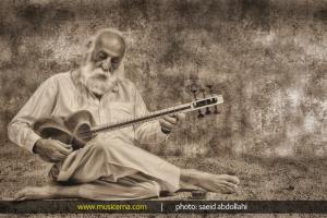 عکسهایی از زندهیاد «محمدرضا لطفی»