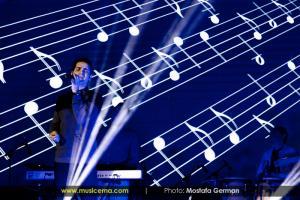 کنسرت محسن یگانه در ساری - 7 و 8 دی 1394