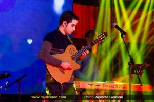 کنسرت محسن یگانه در ساری - 7و 8 دی 1394