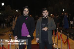 چهارمین جشن سالانه موسیقی ما - 25 آذر 1396 (سری هشتم)