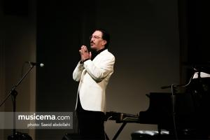 کنسرت «باران عشق» ناصر چشم آذر - 18 و 19 مرداد 1395