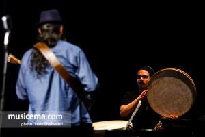 کنسرت گروه نیوش - 22 آبان 1398