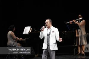 کنسرت گروه نوشه و احسان کرمی - 11 شهریور 1396
