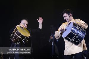کنسرت امید حاجیلی - 13 بهمن 1395