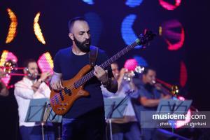 کنسرت امید حاجیلی - 16 و 17 شهریور 1396