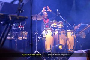 کنسرت امید جهان در تهران - 21 اردیبهشت 1395