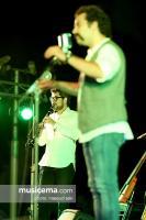 اجرای گروه پالت در فستیوال بارانا - 27 مرداد 1395
