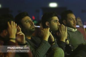 کنسرت گروه پازل (علی رهبری و آرین بهاری) - 10 دی 1395