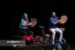 کنسرت گروه رستاک در جشنواره موسیقی فجر - 25 دی 1395