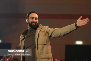 کنسرت رستاک حلاج - 29 آذر 1395