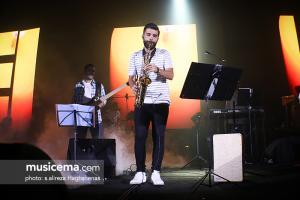 کنسرت رستاک حلاج - 18 مرداد 1396