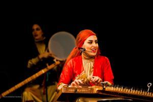 کنسرت گروه رستاک - شیراز (بهمن 1393)