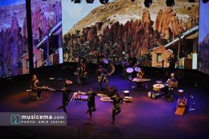 کنسرت آنلاین گروه رستاک - 20 فروردین 1399