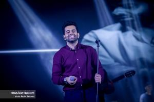 کنسرت رضا بهرام در تهران - 5 و 6 مرداد 1398