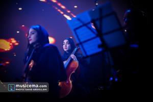 کنسرت روزبه بمانی در شب تولدش - 5 آذر 1398
