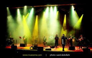 کنسرت روزبه نعمت الهی در بندرعباس - مرداد 1393