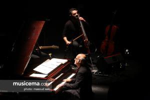 کنسرت «لودوویکو اینائودی» در تالار وزارت کشور