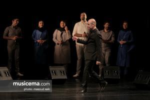 کنسرت گروه آوازی تهران - تیر 1396