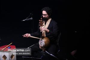 کنسرت وحید تاج - آذر 1396