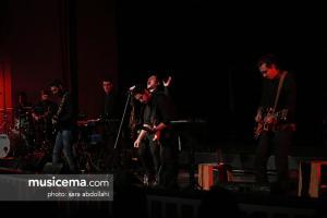 کنسرت - نمایش ده سال تنهایی - اشکان خطیبی