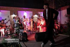گروه رستاک ؛ مراسم رونمایی از آلبوم بهار