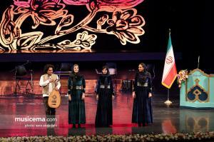 جشن صد سالگی هنرستان موسیقی ایران - دی 1397