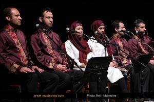 کنسرت سماع زرکوبان (ودود موذن) - 28 اردیبهشت 1395