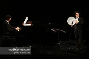 کنسرت سامان احتشامی (پیانو، ملودیکا، سازهای ضربی) - 13 مرداد 1395