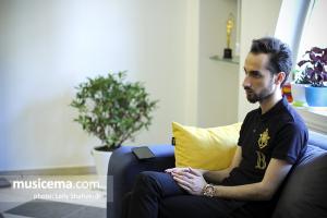 گفت و گو با «سامان جلیلی» در دفتر سایت «موسیقی ما» - خرداد 1396
