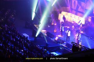 کنسرت گروه سون - خرداد 1394