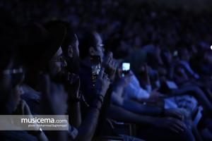 کنسرت شبانه میلاد (سامان احتشامی، عماد طالبزاده، سیامک عباسی، روزبه نعمتالهی) - 30 اردیبهشت 1398