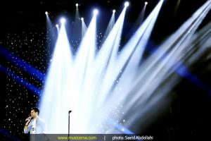 کنسرت شهاب رمضان در تهران - 19 خرداد 1394