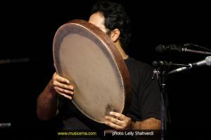 کنسرت شهرام شعرباف (گروه اوهام) - 30 خرداد 1393