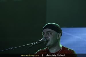 کنسرت شهرام شعرباف (اوهام) - 2 آبان 1392