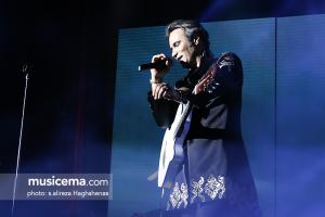 کنسرت شهرام شکوهی - 13 شهریور 1396