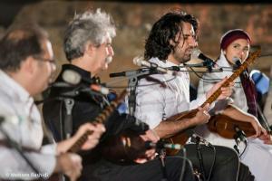 Shams%20 %20Barana%20Kermanshah%2095 06 29%20%2810%29 یادی از بزرگان موسیقی کرمانشاه در کنسرت شمس بیستون+ عکس