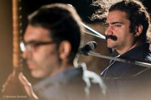 Shams%20 %20Barana%20Kermanshah%2095 06 29%20%2831%29 یادی از بزرگان موسیقی کرمانشاه در کنسرت شمس بیستون+ عکس