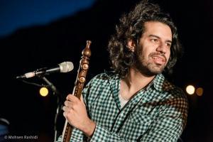 Shams%20 %20Barana%20Kermanshah%2095 06 29%20%2833%29 یادی از بزرگان موسیقی کرمانشاه در کنسرت شمس بیستون+ عکس