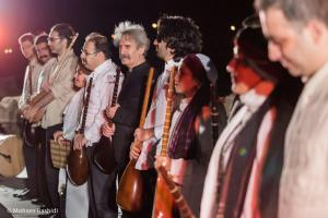 Shams%20 %20Barana%20Kermanshah%2095 06 29%20%288%29 یادی از بزرگان موسیقی کرمانشاه در کنسرت شمس بیستون+ عکس